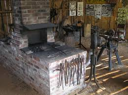 Blacksmith Shop Floor Plans by Colonial Blacksmith Forge