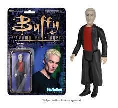 amazon com funko buffy the vampire slayer spike reaction figure