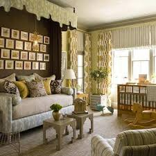slipcovered nursery daybed design ideas