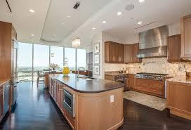kitchen countertop ideas with maple cabinets 53 high end contemporary kitchen designs with wood