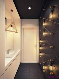 4 Bulb Bathroom Light Fixtures Bathroom 4 Bulb Fixture Chandelier In The Bathroom Recessed Led
