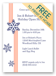 make free printable christmas party invitations u0026 holiday invitations