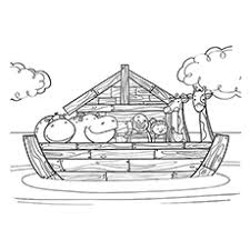 10 u0027noah ark u0027 coloring pages toddler love