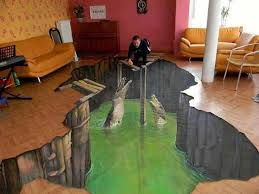 3d by joe hill reinventing modern floor painting and