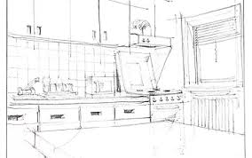 Kitchen Cabinet Drawings Cabinet Blueprint Drawings