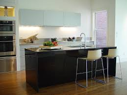 interior design small kitchen kitchen exciting small kitchen bar design with wooden railing