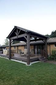 Backyard Pavilion Plans Ideas Best 25 Backyard Pavilion Ideas On Pinterest Backyard Gazebo