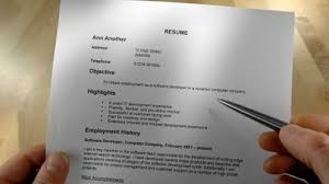 How To Make A Perfect Resume For Job by Good Sample Resumes For Jobs Choose Format Of Writing A Resume