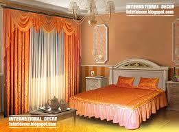 orange bedroom curtains ideas for bedroom curtains trend 17 luxury curtains for bedroom