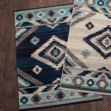 southwest rugs and cowhide rugs lone star western décor