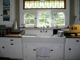 Kitchen Design Forum by Kitchen Roman Shades With Glass Window And Farm Sinks For