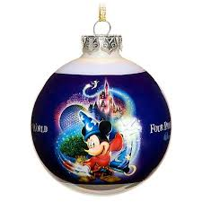 walt disney world four parks one world ornament home