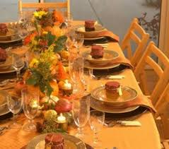 decorate table dining room for thanksgiving dinner architecture