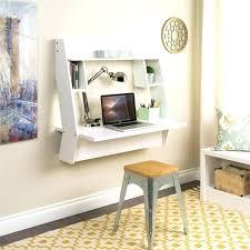 Small Folding Desks Folding Desks For Small Spaces Wall Mounted Folding Desk Folding