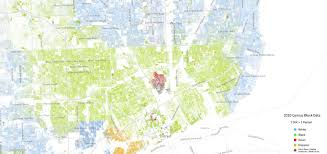 Us Cities Map How Racially Segregated Is Denver Compared To Other Major U S