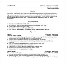 Financial Manager Resume Sample by Manager Resume Template U2013 13 Free Word Excel Pdf Format