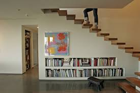 Stairs Book by Floating Staircases Make Their Work Look Light And Easy La Times