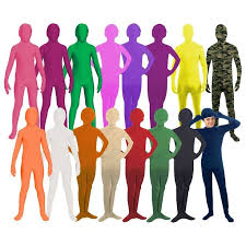 Body Halloween Costumes 70 Morph Suits Images Zentai Suit Halloween