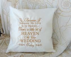 Wedding Memorial Wedding Memorial Etsy