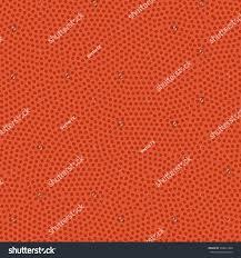 basketball ball texture orange rubber coating stock vector