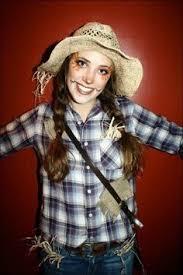Womens Scarecrow Halloween Costume Cute Diy Scarecrow Costume Halloween Halloween