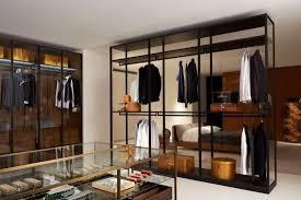 Closet Glass Door China Wooden Wardrobe Glass Door Walk In Closet Bedroom China