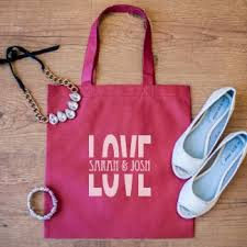 wedding totes wedding tote bags customize your tote bag wedding favors