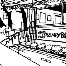 the original krazy jim u0027s blimpy burger of ann arbor michigan