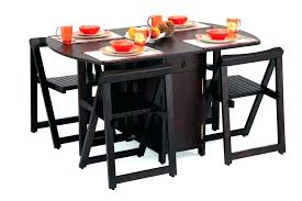 fold up dining room table and chairs folding dining room chairs fold out dining room table medium size of