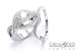 white topaz engagement ring white topaz vs diamond for your engagement ring