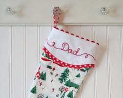 quilted christmas stocking choose one 1 stocking red and