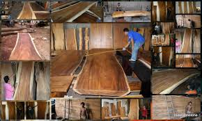 Natural Solid Wood Furniture Indogemstone Solid Wood Tables Indogemstone