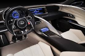 lexus lfa price interior lexus lf lc concept interior concept car interiors pinterest