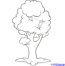 simple tree drawings free download clip art free clip art on