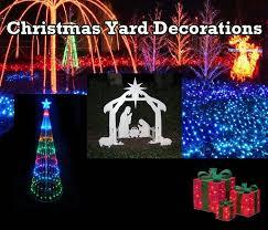 Christmas Yard Decorations by Christmas Yard Decorations Usa
