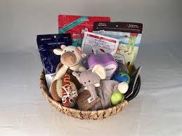 dog gift baskets pet boutique new puppy organic gift basket dog edition