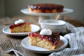alice waters u0027s cranberry upside down cake recipe nyt cooking