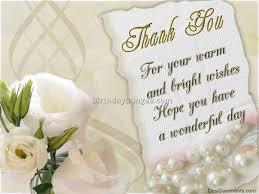 thank you note for birthday wishes 3 best birthday resource gallery