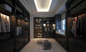 3d model classic walk in wardrobe vc cgtrader