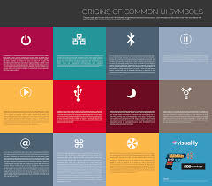 Favorite Meaning The Origins Of Common Ui Symbols