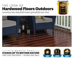 Shop Exterior Stains At Lowes Com by Shop Cabot Gold Moonlit Mahogany Transparent Exterior Stain