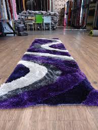 Purple Runner Rugs Purple Runner Rug Cievi Home