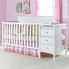Cheap Cribs With Changing Table Baby Cribs With Changing Table Crib Attached Canada Target Tables