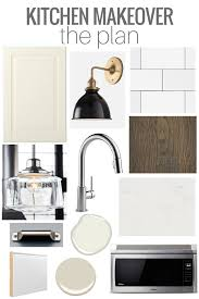 what tile goes with white cabinets our kitchen renovation the plan satori design for living