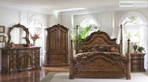 4 Piece Bedroom Furniture Sets San Mateo Poster Bedroom Collection From Pulaski Furniture Youtube