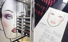 Makeup Classes New Orleans Mac U0027s Makeup Studio Travel Leisure