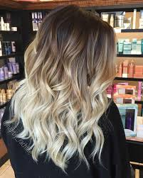 Dark Blonde To Light Blonde Ombre 50 Amazing Blonde Balayage Haircolor Beautiful Hair Pinterest