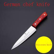 German Kitchen Knives Brands Free Shipping Ld Brand 7cr17mov Steel Professional Boning Knife