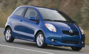 toyota yaris reviews 2007 2008 toyota yaris review car and driver
