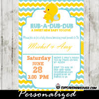 duck baby shower invitations rubber duck baby shower invitations archives cupcakemakeover